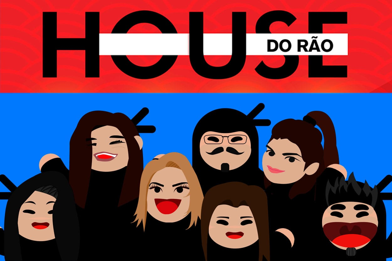 House do Grupo Rão