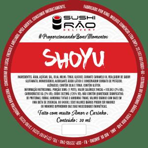 Shoyu - Delivery Sushi Rão, o Maior do Brasil. O melhor da Comida Japonesa na sua casa!