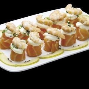 Joe Joe Ebi (Camarão) - Delivery Sushi Rão, o Maior do Brasil. O melhor da Comida Japonesa na sua casa!