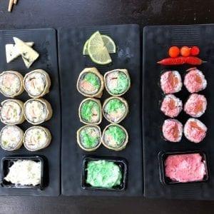 Linha de Hot Special - Delivery Sushi Rão, o Maior do Brasil. O melhor da Comida Japonesa na sua casa!