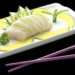 Sashimi de Peixe Branco - Delivery Sushi Rão, o Maior do Brasil. O melhor da Comida Japonesa na sua casa!