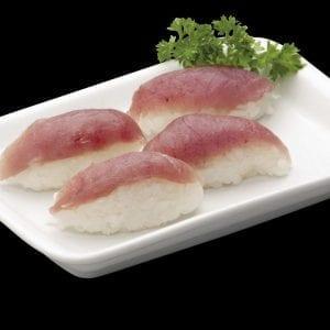 Sushi de Atum - Delivery Sushi Rão, o Maior do Brasil. O melhor da Comida Japonesa na sua casa!
