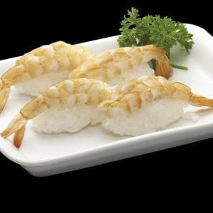 Sushi de Camarão - Delivery Sushi Rão, o Maior do Brasil. O melhor da Comida Japonesa na sua casa!