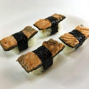 Sushi de Salmão Skin - Delivery Sushi Rão, o Maior do Brasil. O melhor da Comida Japonesa na sua casa!