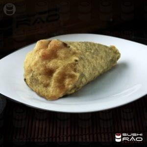 Temaki de Camarão Empanado - Delivery Sushi Rão, o Maior do Brasil. O melhor da Comida Japonesa na sua casa!